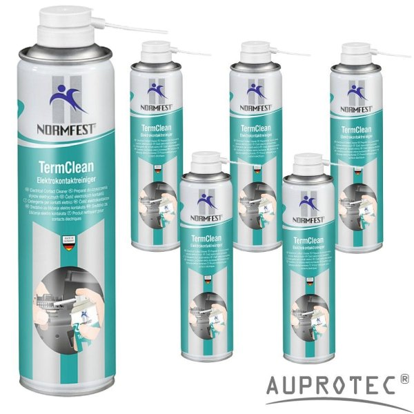 Elektro Kontaktspray Term Clean Elektronik Kontakt Reiniger Spray 400ml